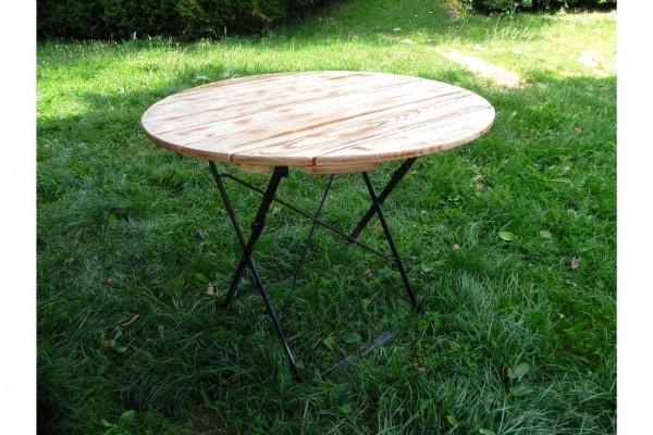 Table design en chêne massif - tables déco indus en bois et ...