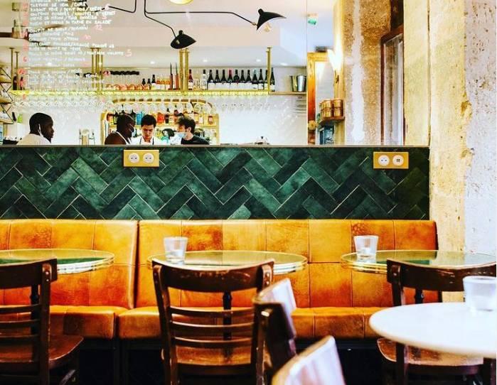 aménagement restaurant club chamonix
